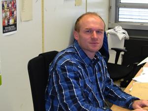 Herr Dr. Andy Sischka